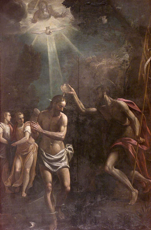 Beni Ufficio Bergamo Culturali Di Diocesi Signore Del Battesimo txdsQhCr